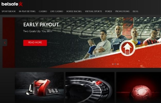 Neteller betsafe casino